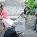 Meena's Bridal Flip Flops