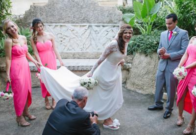 Meenas Bridal Flip Flops