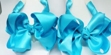Turquoise Bridal Flip Flops