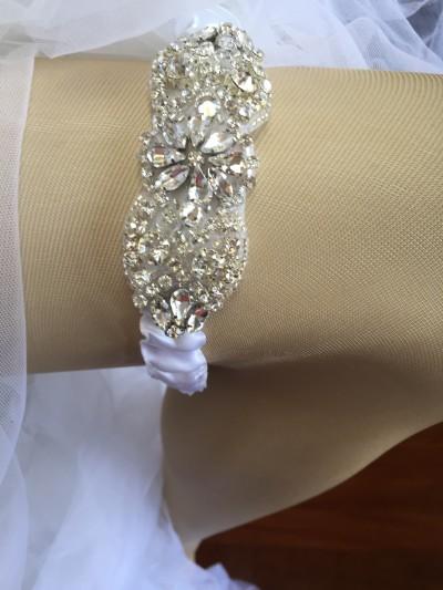 wedding couture garters