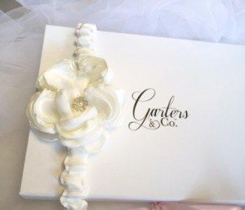 Vintage Garter; Garter; Wedding Garter Australia; bridal garter