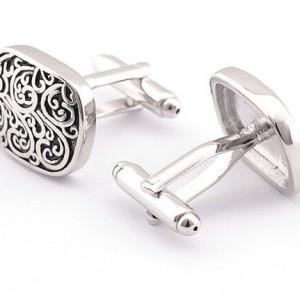Black and Silver Swirls7
