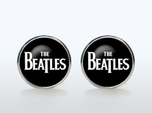 The Beatles cufflinks