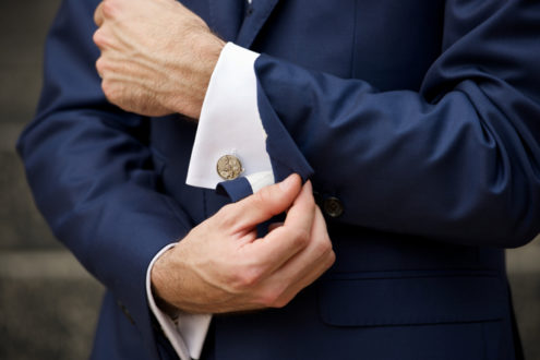 Bespoke Weddings Cufflinks