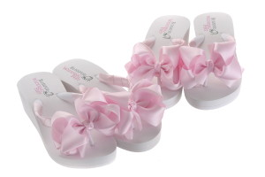 Beach Wedding; Bridesmaid Gifts; Bridesmaids Shoes