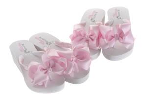 Beach Wedding; Bridesmaid Gifts; Bridesmaids Shoes