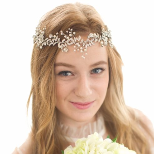Eva Bridal Headpiece