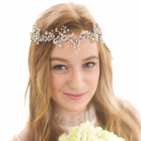 Eva Bridal Headpiece