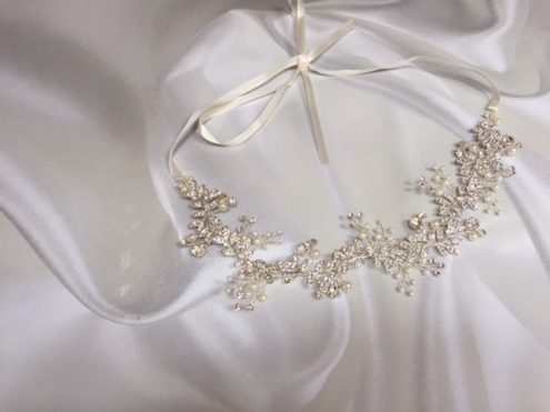 Eva Wedding Headpiece