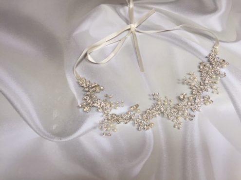 Eva Wedding Headpiece