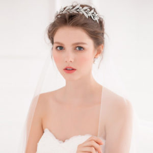 Rhinestone Bling Bridal Headpiece