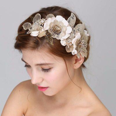 Vintage Bridal Headpiece