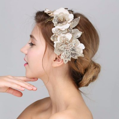 Vintage Bridal Headpiece