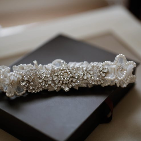 Desiree Heirloom Garter